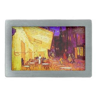 Van Gogh Cafe Terrace at Night Belt Buckle