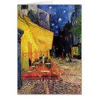 Van Gogh Cafe Terrace At Night Card