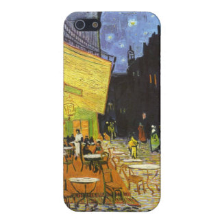 Van Gogh Cafe Terrace at Night Case For iPhone 5/5S