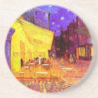 Van Gogh Cafe Terrace at Night Coaster