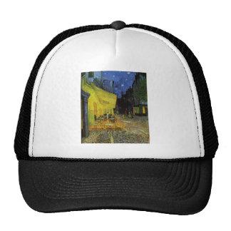 Van Gogh; Cafe Terrace at Night Trucker Hat