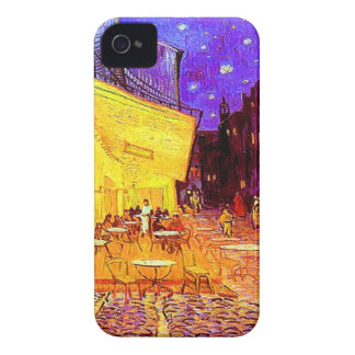 Van Gogh Cafe Terrace at Night iPhone 4 Cover