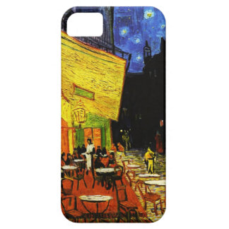 Van Gogh Cafe Terrace At Night iPhone 5 Case
