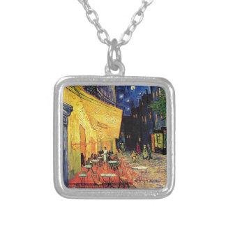Van Gogh Cafe Terrace At Night Jewelry