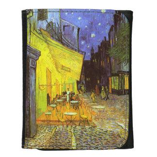 Van Gogh: Cafe Terrace at Night Wallets