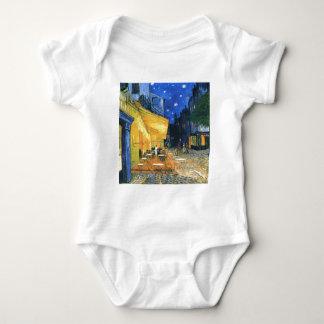 Van Gogh Cafe Terrace Baby Bodysuit