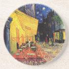 Van Gogh Cafe Terrace on Place du Forum, Fine Art Coaster