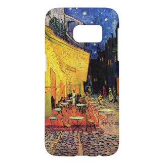 Van Gogh Cafe Terrace on Place du Forum, Fine Art Samsung Galaxy S7 Case
