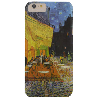 Van Gogh Cafe Terrace Post-Impressionist Barely There iPhone 6 Plus Case