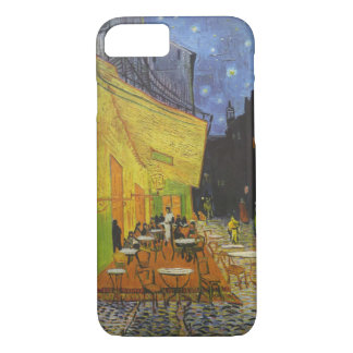 Van Gogh Cafe Terrace Post-Impressionist iPhone 7 Case