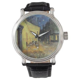 Van Gogh Cafe Wrist Watches