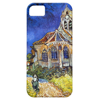 Van Gogh Church At Auvers iPhone 5 Cover