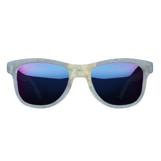 Van Gogh Clear, Midnight Mirror Sunglasses