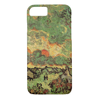 Van Gogh Cottages Cypresses Reminiscence of North iPhone 7 Case