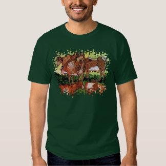 Van Gogh - Cows (After Jordaens) Shirt