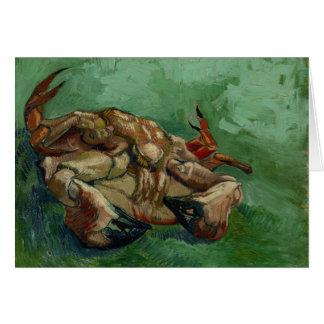 Van Gogh | Crab on its Back | 1888 Card