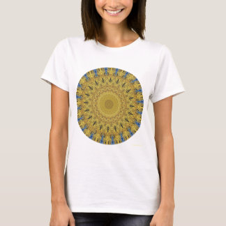 Van Gogh Crop Circle T-Shirt