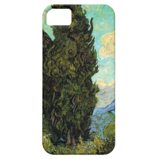Van Gogh Cypresses iPhone 5 Covers