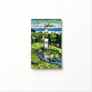 Van Gogh - Daubigny's Garden, 1890 Light Switch Cover