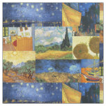 Van Gogh Dream Paintings Art Fabric