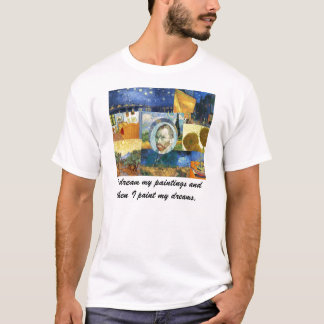 Van Gogh Dream Paintings T-shirt