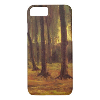 Van Gogh Edge of a Wood, Vintage Fine Art iPhone 7 Case