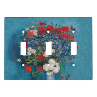 Van Gogh & Elizabeth Flowers - Light Switch Cover