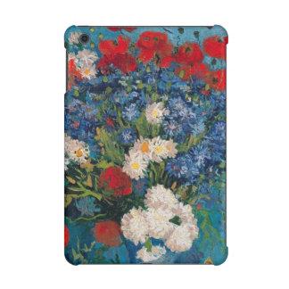 Van Gogh & Elizabeth Flowers (options) - iPad Mini Case