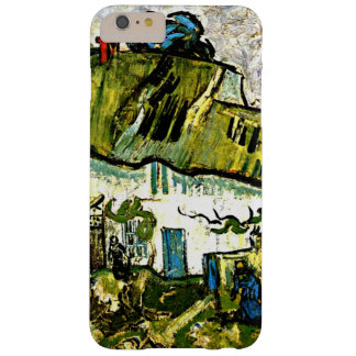 Van Gogh - Farmhouse with Two Figures Barely There iPhone 6 Plus Case