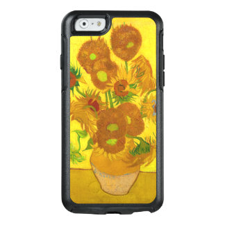 Van Gogh Fifteen Sunflowers In A Vase Fine Art OtterBox iPhone 6/6s Case