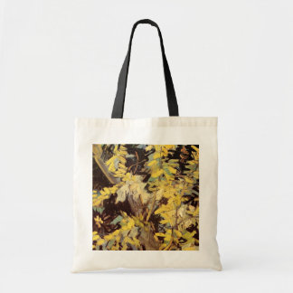Van Gogh Fine Art, Blossoming Acacia Branches Tote Bag