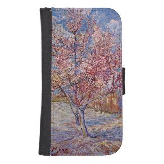 Van Gogh | Flowering Peach Trees | 1888 Phone Wallet Case