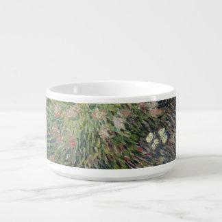 Van Gogh , Grass and butterflies Bowl