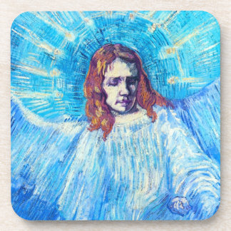 Van Gogh Head of an Angel Coasters