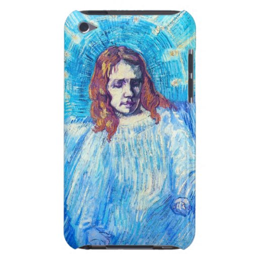 Van Gogh Head of an Angel iPod Touch Case