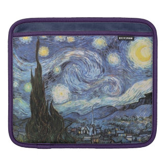 Van Gogh iPad Sleeve Starry Night