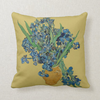 Van Gogh Iris Pillow