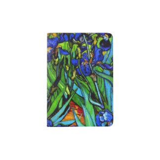 Van Gogh - Irises, 1889 Passport Holder