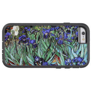 Van Gogh Irises Flower iPhone 6 Tough Extreme Case