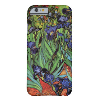 Van Gogh Irises, Vintage Post Impressionism Art Barely There iPhone 6 Case