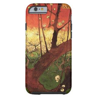 Van Gogh Japanese Flowering Plum Tree, Vintage Art Tough iPhone 6 Case
