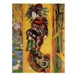 Van Gogh Japonaiserie, Oiran (Courtesan) (F373)