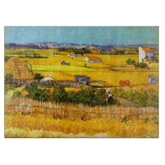 Van Gogh: Landscape Near Arles Boards