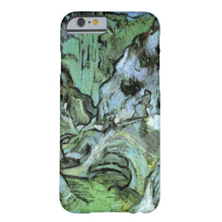 Van Gogh Les Peiroulets Ravine, Vintage Fine Art Barely There iPhone 6 Case