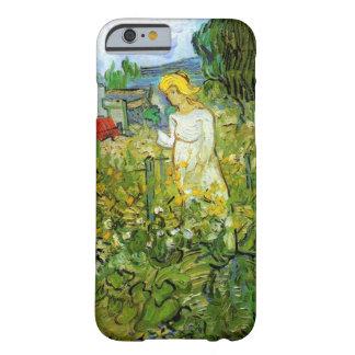Van Gogh; Marguerite Gachet in Garden, Vintage Art Barely There iPhone 6 Case
