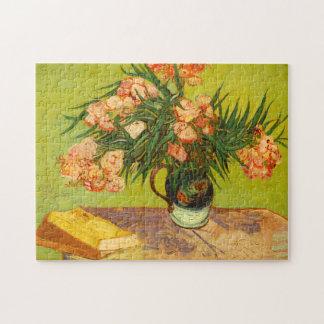 Van Gogh Oleanders Puzzle