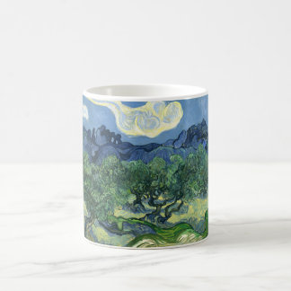 Van Gogh | Olive Trees | 1889 Classic White Coffee Mug