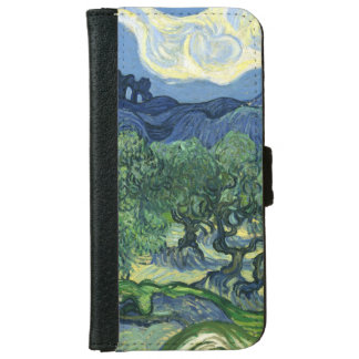 Van Gogh | Olive Trees | 1889 iPhone 6 Wallet Case