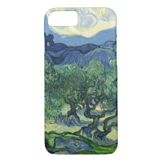 Van Gogh   Olive Trees   1889 iPhone 8/7 Case