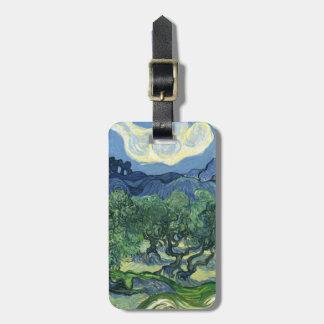 Van Gogh   Olive Trees   1889 Luggage Tag